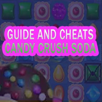 Cheat Candy Crush Soda poster