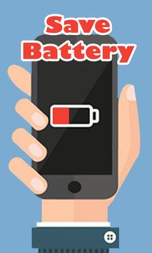 Free Greenify Save Battery Tip poster