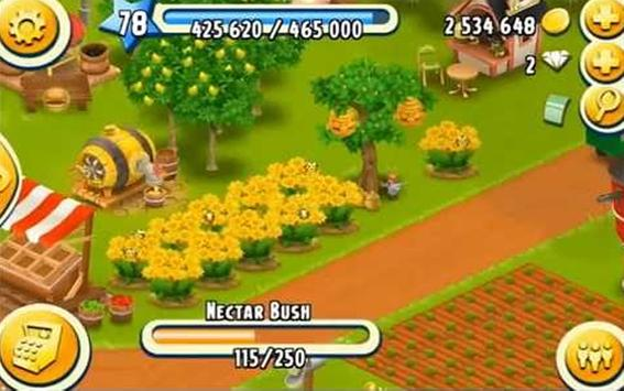 Guide strategy hay day apk screenshot