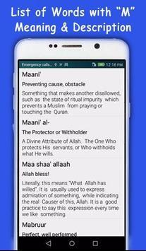Islamic Dictionary- 10000+ apk screenshot