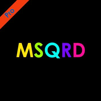 Guide : MSQRD poster