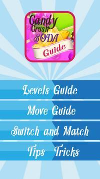 Guide Candy Crush Soda apk screenshot