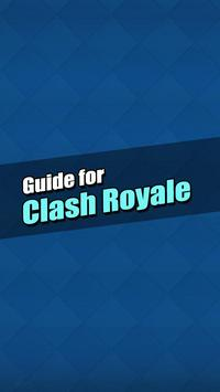 GUIDE FOR CLASH ROYALE HD poster