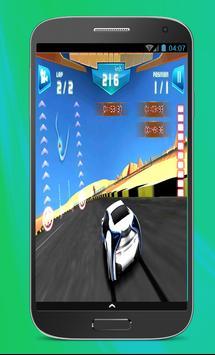 guide for Fast Racing 3D apk screenshot