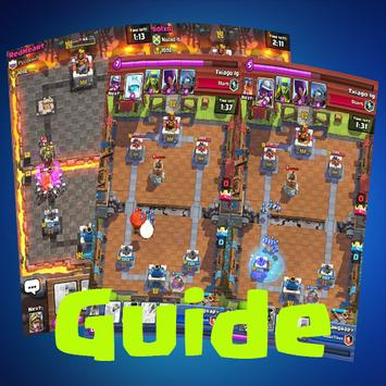 Best Guide for Clash Royale poster