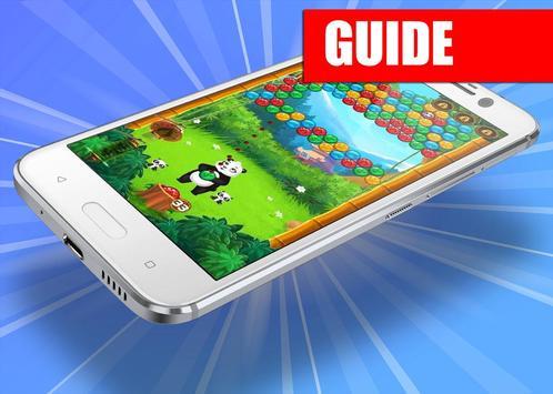 Guide for Panda Pop: Tips poster