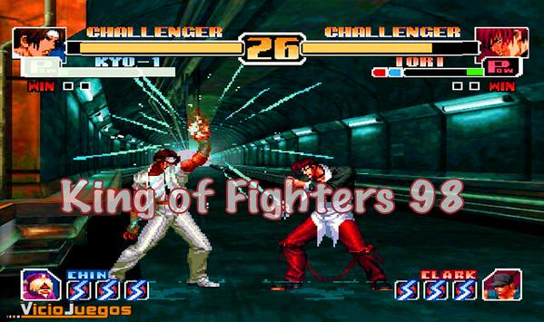 Guide for King of Fighters 98 poster