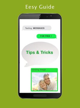Messenger App Whatsapp Guide apk screenshot
