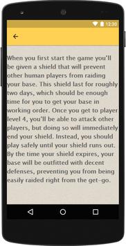 Guide For Narcos Cartel Wars apk screenshot