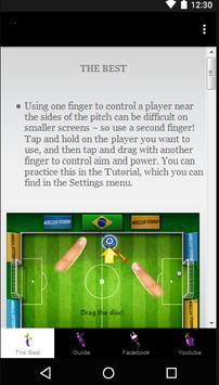 Guide for Soccer Stars apk screenshot