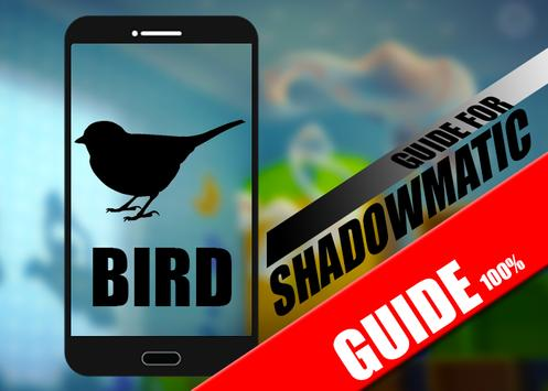 Guide For Shadowmatic poster