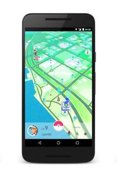 Guide For Pokémon Go 2016 poster