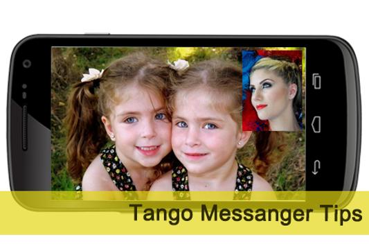 Guide for Tango Messanger poster
