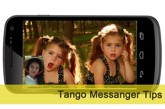Guide for Tango Messanger apk screenshot