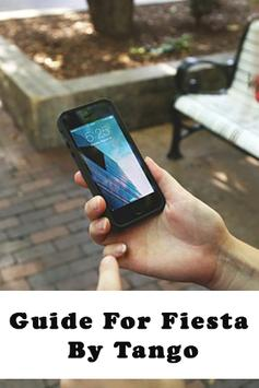 Guide For Fiesta By Tango poster