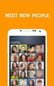 Free Badoo Meet People Guids poster