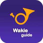 Guide: Wakie talk to strangers icon