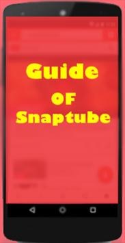 Guide Of Snaptube poster