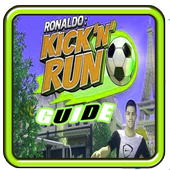 New Guide For CR7: Kick'n'Run icon