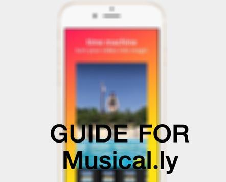 Guide for Musical.ly apk screenshot