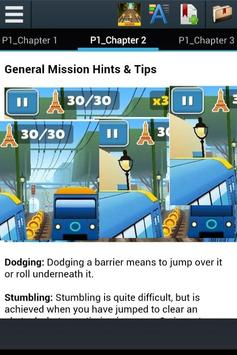 guide for subway surfers tips apk screenshot