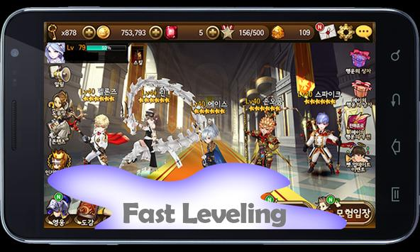 Best Guide Seven Knight apk screenshot