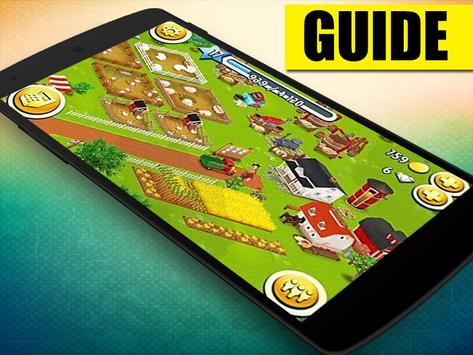 Guide for Hay Day: Tips poster