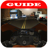 Guide traffic rider new icon