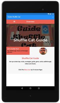 Guide For Shuffle Cat poster