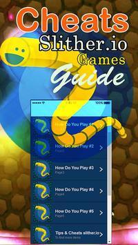 Guide Slither io Secrets apk screenshot