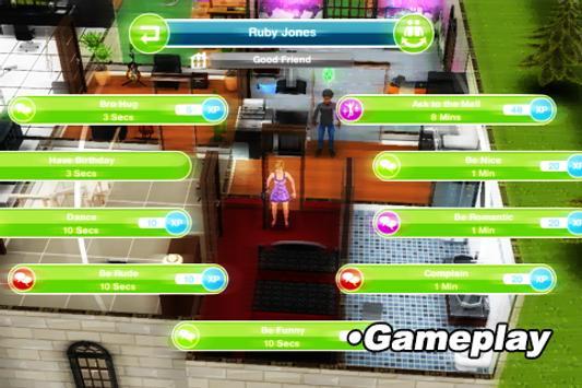 Guide to The Sims FreePlay apk screenshot
