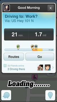 Guide Waze GPS Maps Navigation apk screenshot