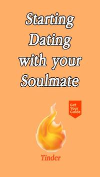 Guide Tinder Dating Friend poster
