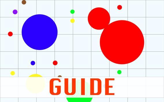 Guide for Agar.io Tips & Skins apk screenshot