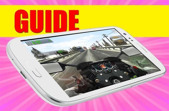 Guide for Traffic Rider: Tips apk screenshot