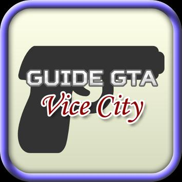 Guide for GTA Vice City poster