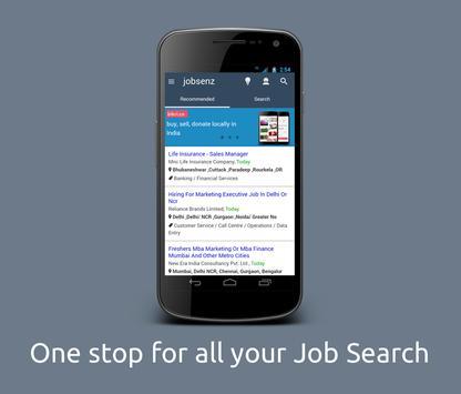 Gujarat Jobsenz poster