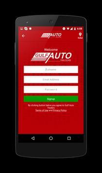 Gulf Auto Traders apk screenshot