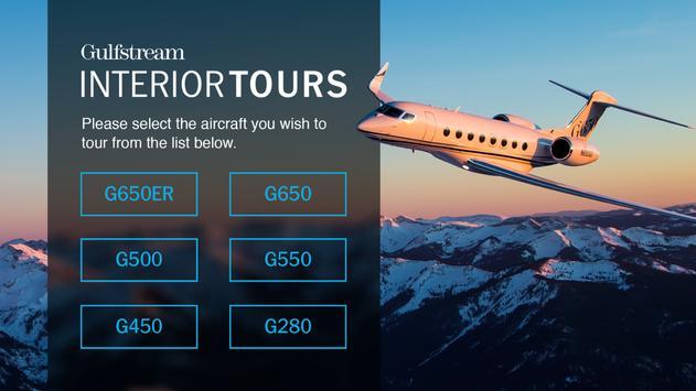 Gulfstream 360º Tours poster