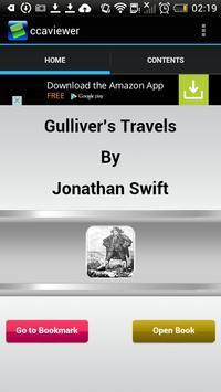 Gulliver's Travels Book apk screenshot