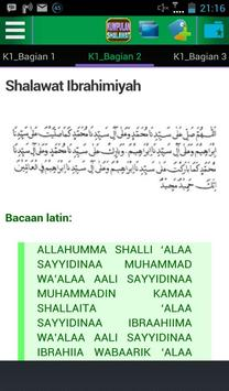 Kumpulan Shalawat Nabi apk screenshot