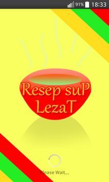 Resep Sup Lezat poster