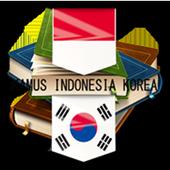 Kamus Indonesia Korea icon