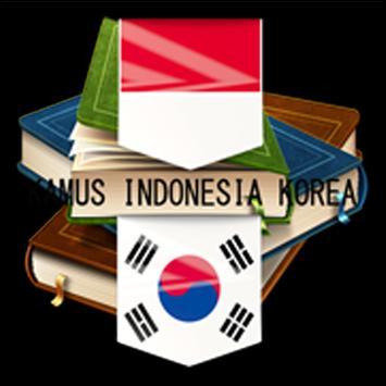 Kamus Indonesia Korea poster