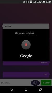 ChatWithMe apk screenshot