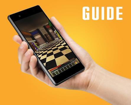 Guide for FNAF Minecraft Mod poster