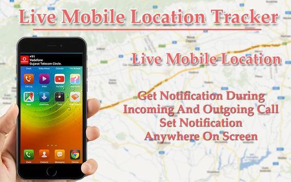 Live Mobile Location Tracker apk screenshot