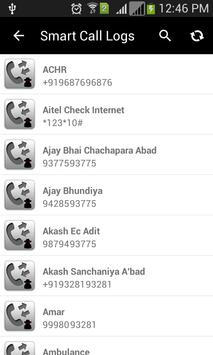 Smart Call Logs apk screenshot