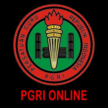 PGRI Online Mobile poster