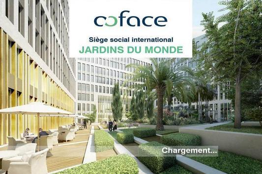 Jardins Du Monde poster